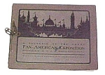 Click here to enlarge image and see more about item 59953: 1901 Worlds Fair Pan-American Exposition Souvenir Book