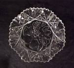 Click to view larger image of Federal Glass Pioneer Fruit Console Centerpiece Bowl (Image3)