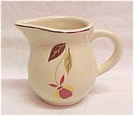 Click here to enlarge image and see more about item 62534: Autumn Leaf Jewel T Tea Individual Creamer
