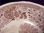Click to view larger image of 4 Mettlach Villeroy & Boch Brown Burgenland Cereal Bowls (Image4)