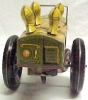 Click to view larger image of Louis Marx Jumpin Jeep Tin Litho Wind-up Toy Vintage (Image2)