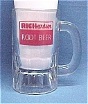 Click here to enlarge image and see more about item 68594: Richardson Root Beer Mug Large Rootbeer Stein