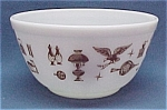 Click here to enlarge image and see more about item 70321: Pyrex Early American 1 1/2 Quart. Mixing Bowl Vintage