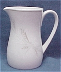 Click here to enlarge image and see more about item 70668: Noritake China Windrift Creamer