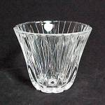 Crystal Prismatic 3in Chandelier Light Candle Cup Shade