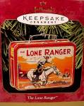 Click to view larger image of Hallmark Christmas Tree Ornament Lone Ranger Lunchbox 1997  (Image4)