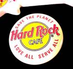 Click to view larger image of Hard Rock Café Guitar Key Chain Pin Marble Set Lot of 3 (Image3)