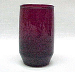 Click here to enlarge image and see more about item 74104: Anchor Hocking Royal Ruby Red Juice Tumbler Fire King