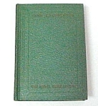 1934 John Galsworthy Book Nobel Prize Ed End of Chapter