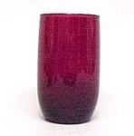 Click here to enlarge image and see more about item 75090: Anchor Hocking Royal Ruby 9 oz Tumbler 4 1/4 Fire King