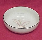 Winfield China Dragon Flower Fruit Bowl Calif Pottery