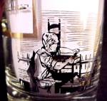Click to view larger image of 8 Amana Iowa Appliance Advertising Drinking Glasses NIB (Image6)