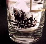 Click to view larger image of 8 Amana Iowa Appliance Advertising Drinking Glasses NIB (Image8)