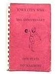 Click here to enlarge image and see more about item 76842: Cookbook IOWA CITY IA Womens Bowling Assoc