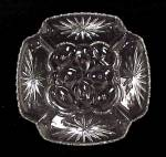 Click here to enlarge image and see more about item 77087: Early American Prescut Deviled Egg Plate Anchor Hocking