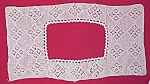 Click here to enlarge image and see more about item 77388: Antique White Crochet Camisole YOKE Victorian Crocheted
