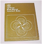 1978 FORD Car Shop Manual Volume 4 BODY