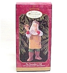 Click here to enlarge image and see more about item 81426: 1999 Hallmark Christmas Ornament The Toymaker's Gift