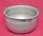 Click here to enlarge image and see more about item 82185: Mirro Aluminum Cook Pot Lawn Yard Flower Planter
