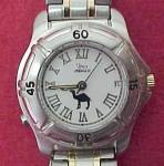 Click here to enlarge image and see more about item 83232: Camel Cigarette Wrist Watch Advertising 1990s Premium