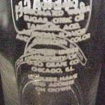 Click to view larger image of O-So Soda Pop Cola Beverage Glass Bottle Vintage (Image3)