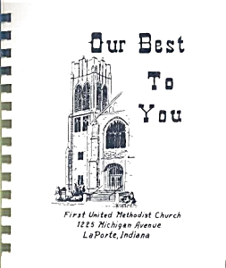 Our Best To You Cookbook