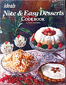 DESSERTS COOKBOOK - IDEALS (Image1)