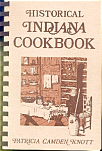 Historical Indiana Cookbook Autographed