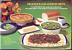 FLEISCHMANN'S LOW SODIUM COOKBOOK (Image1)