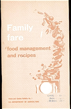FAMILY FARE HOME & GARDEN BULLETIN NO.1 (Image1)