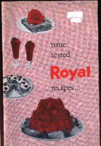 1960 Time Tested Royal Recipes (2)