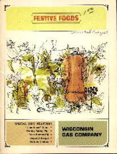 1967 Wisconsin Gas Co. Cookbook
