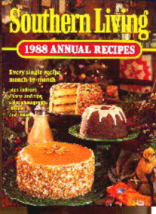 Southern Living Cookbook 1988