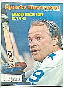 Sports Illustrated Gordie Howe