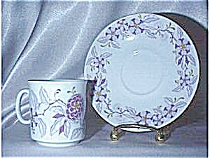 Demitasse cup and saucer (Image1)