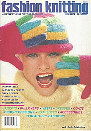 Fashion Knitting book 1982 (Image1)