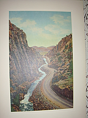 Giant Postcard matted prints three included (Image1)