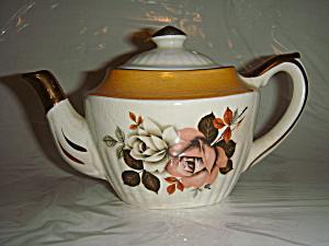Teapot Gibsons Staffordshire England tea pot (Image1)