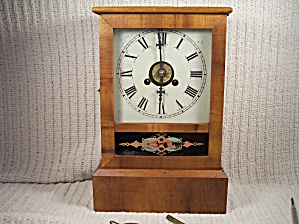 Jerome Cottage Clock No. 2 (Image1)