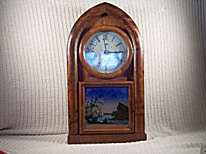 New Haven Beehive Bee Hive Clock (Image1)