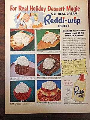 Vintage Reddi Wip ad (Image1)