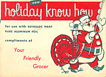 Reynolds Wrap Holiday Know How (Image1)