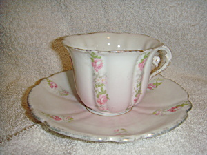 R.S. Prussia Cup and Saucer (Image1)