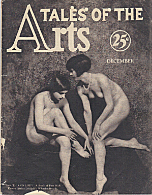 Tales of the (Nude) Arts magazine (Image1)