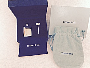 Authentic TIFFANY & CO Sterling Silver Perfume bottle (Image1)