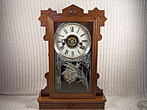 Waterbury Shelf Clock Vernon (Image1)