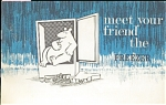 Click here to enlarge image and see more about item 39-50: MEET YOUR FRIEND THE FREEZER BOOKLET