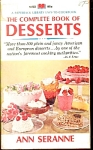 Click here to enlarge image and see more about item 39-58: COMPLETE BOOK OF DESSERTS 500 RECIPES
