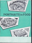 Click here to enlarge image and see more about item 39-59A: PORTRAITS IN FOOD - COOKBOOK