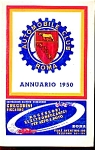 AUTOMOBILE CLUB  ROMA ANNUARIO 1950